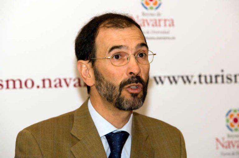 Entrevista a Carlos Erce Eguaras, director general de Turismo de Navarra