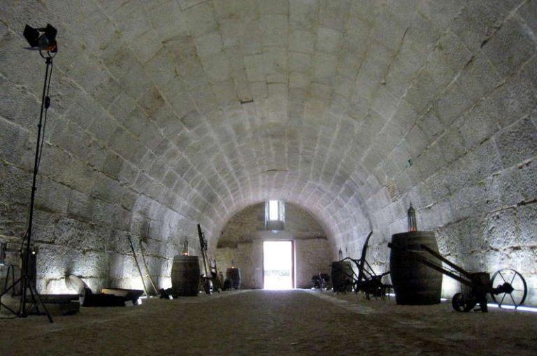 Comienza el programa de visitas al recién restaurado 'calado' de San Gregorio