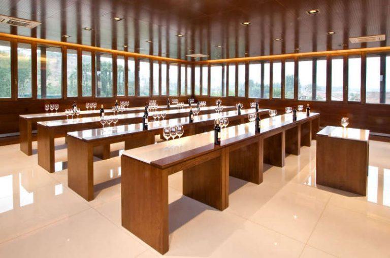 Bodegas Muga se alza con uno de los ocho trofeos internacionales 'Best Of Wine Tourism'