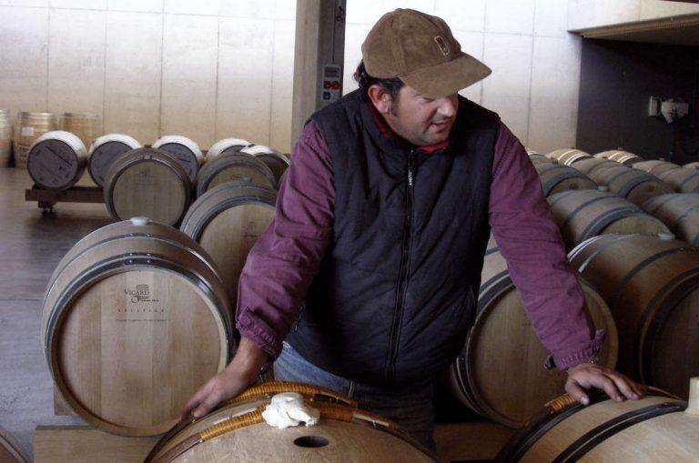 Entrevista a Benjamín Romeo: «No pretendo hacer vinos para millonarios»