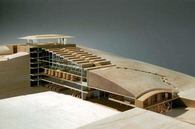 Bodegas Baigorri y el Hotel Marqués de Riscal, presentes en una exposición sobre diseño y vino en el MOMA de San Francisco