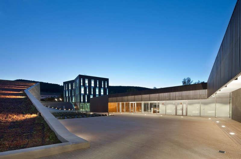 La bodega institucional del Gobierno de La Rioja comenzará a funcionar esta primavera