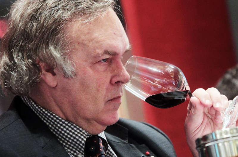 Robert Parker en Madrid: turismo y ventas de vino, mercado estadounidense y redes sociales