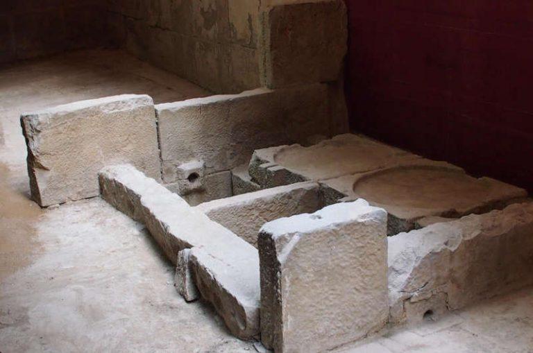 Se abren al público unos lagares centenarios en el casco antiguo de Logroño