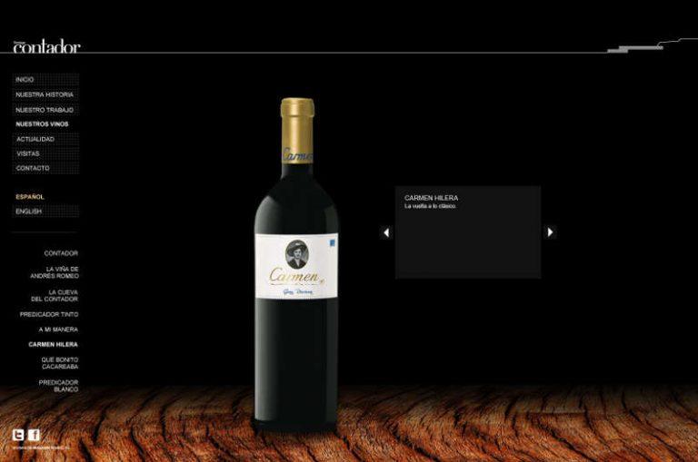 Bodega Contador celebró entre amigos el lanzamiento de su nuevo vino 'Carmen Hilera' y de su página web