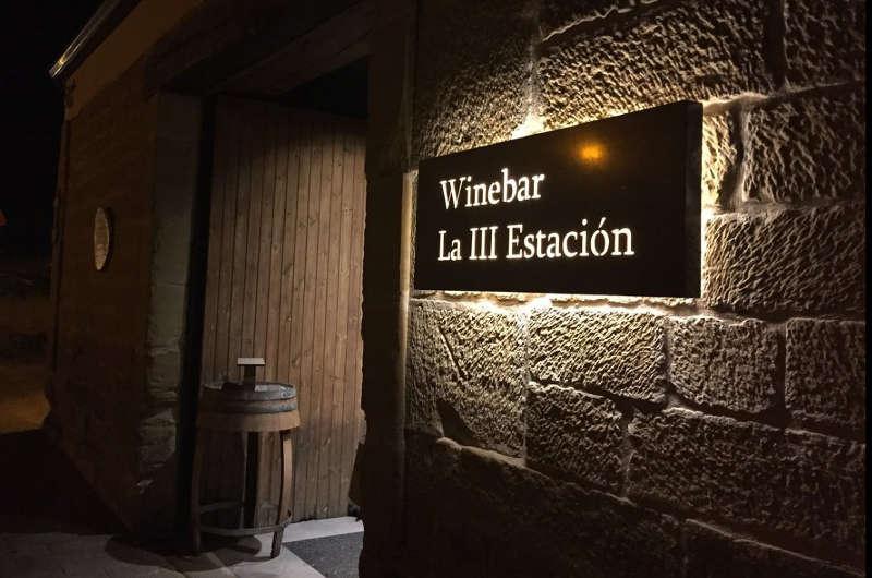 Bodega Contador pone en marcha un programa de grandes catas en La III Estación, su 'wine bar' en el centro de San Vicente