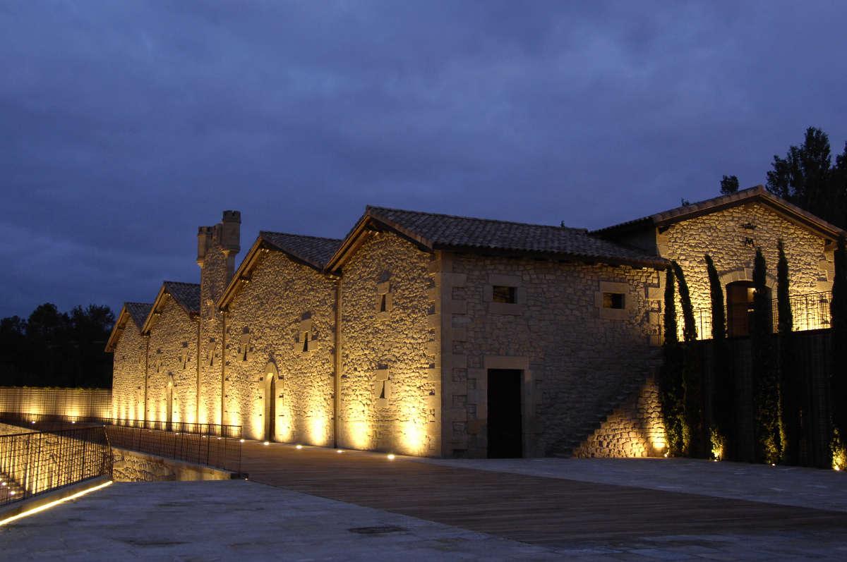 Marqués de Murrieta, castillo Ygay