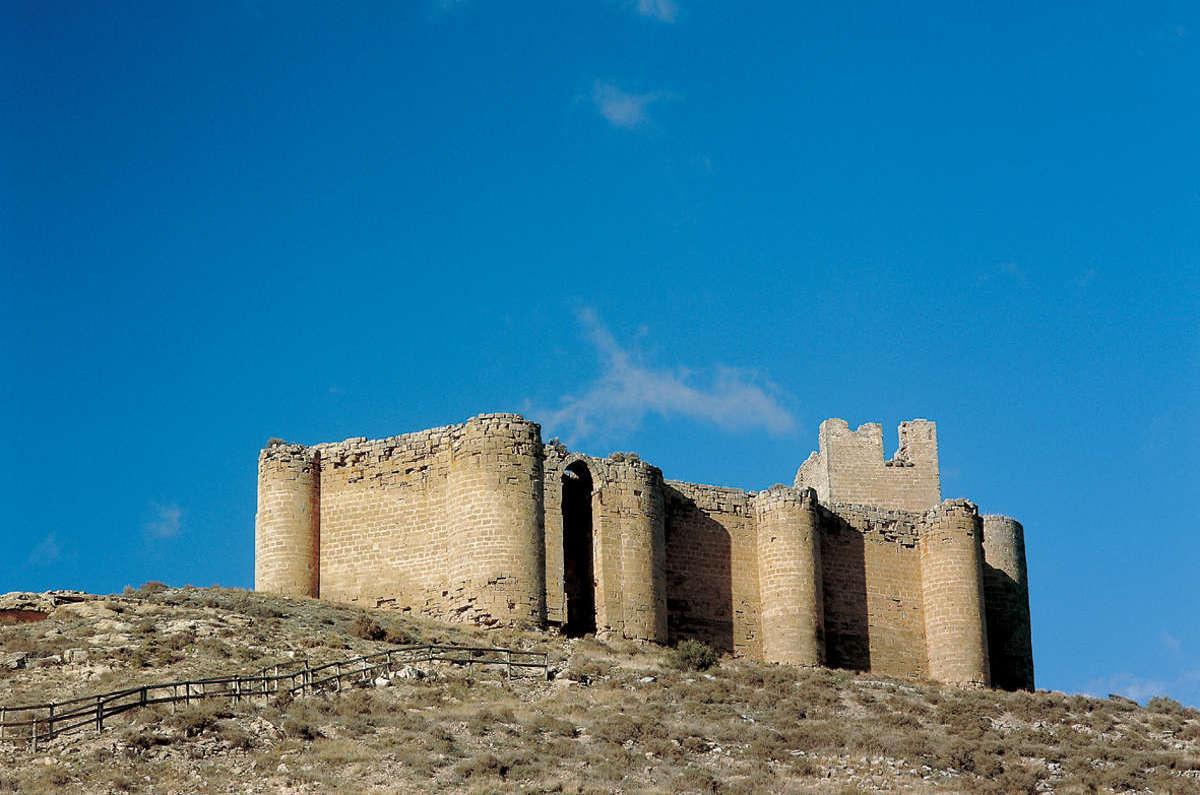 Castillo de Davalillo (San Asensio)