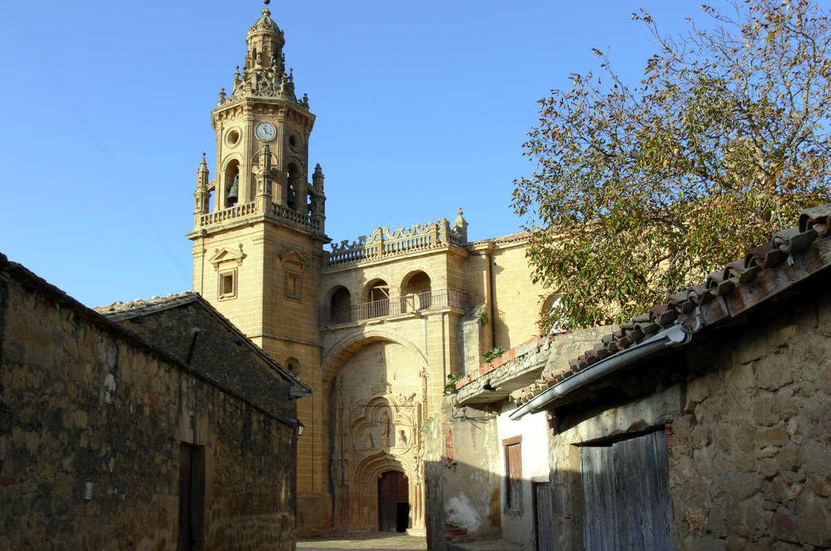 Iglesia de San Esteban Protomártir (Ábalos)