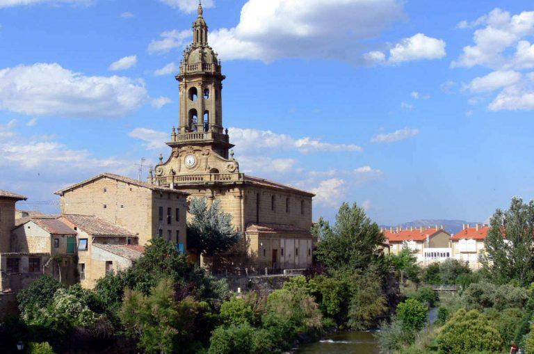 Iglesia de San Miguel (Cuzcurrita del Río Tirón)