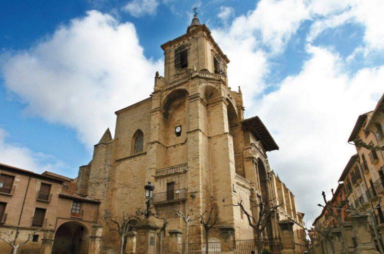 Iglesia de Santa María (Viana)