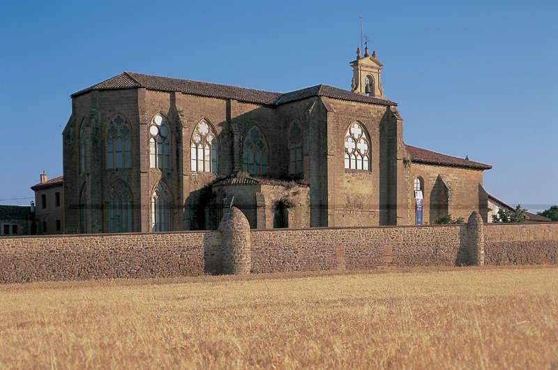 Abadía Cisterciense de Cañas (La Rioja)