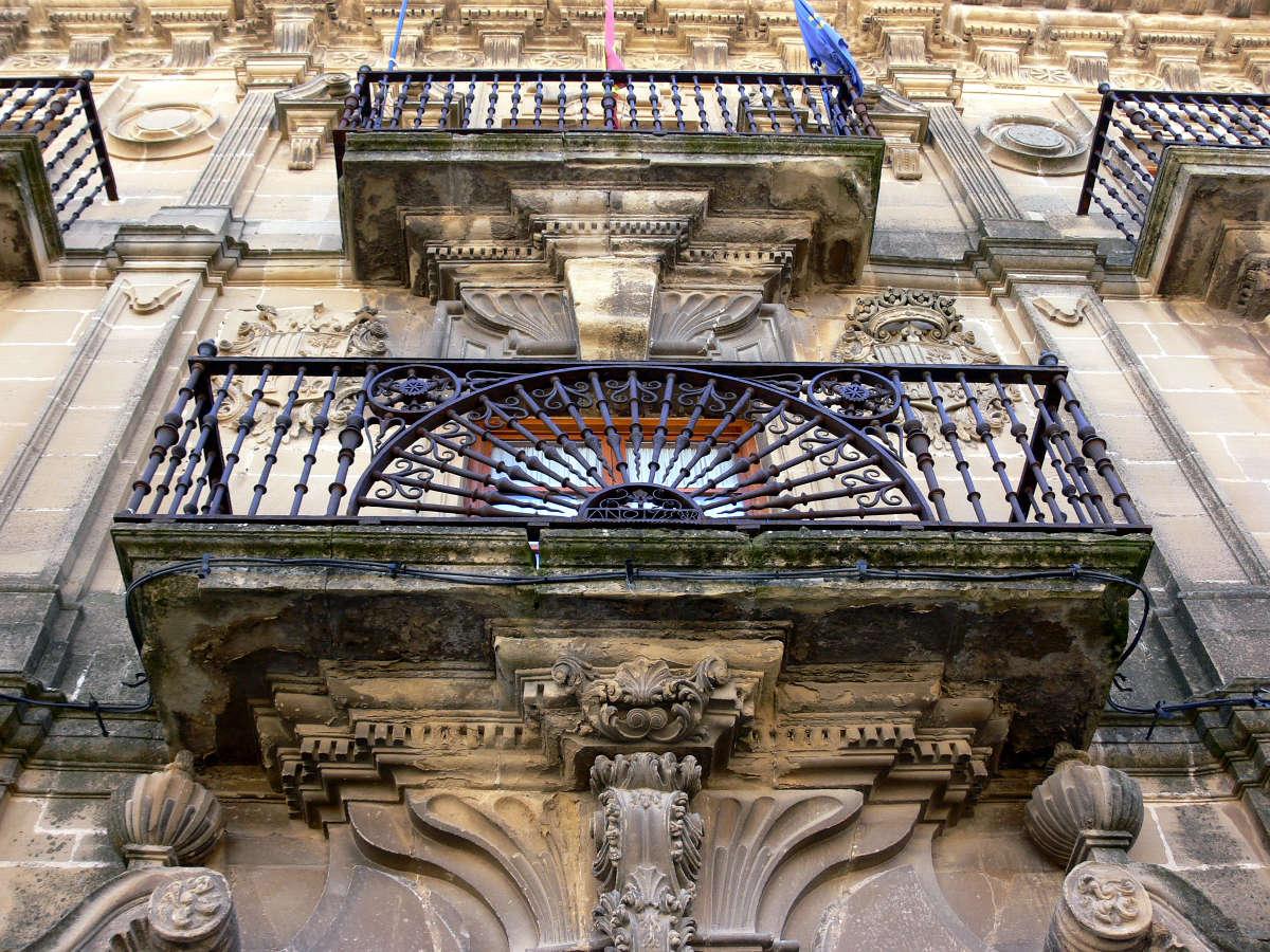 Briones, palacio de San Nicolás. © Carlos Sieiro del Nido