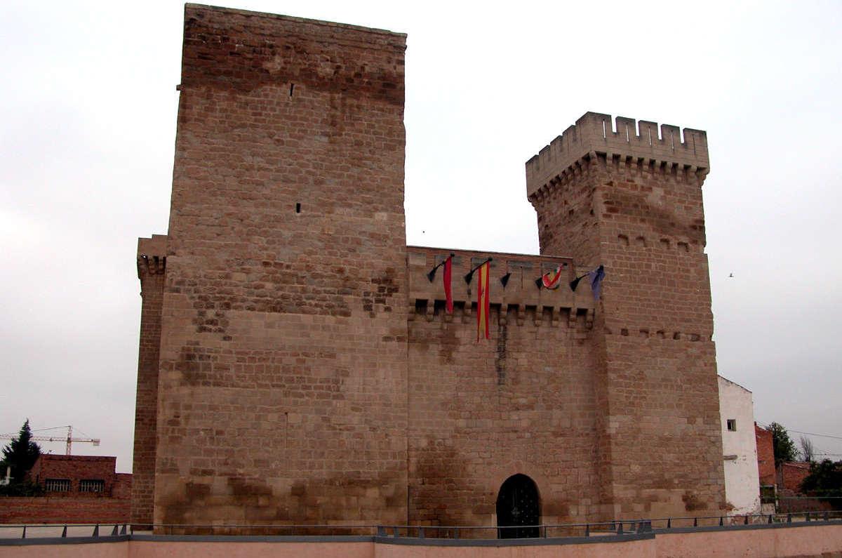 Castillo de Aguas Mansas (Agoncillo)