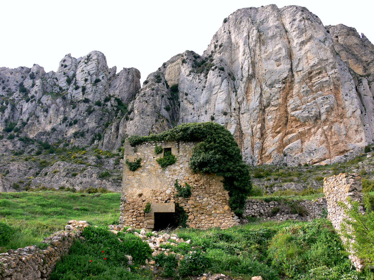 Cellorigo, ruinas. © Carlos Sieiro del Nido