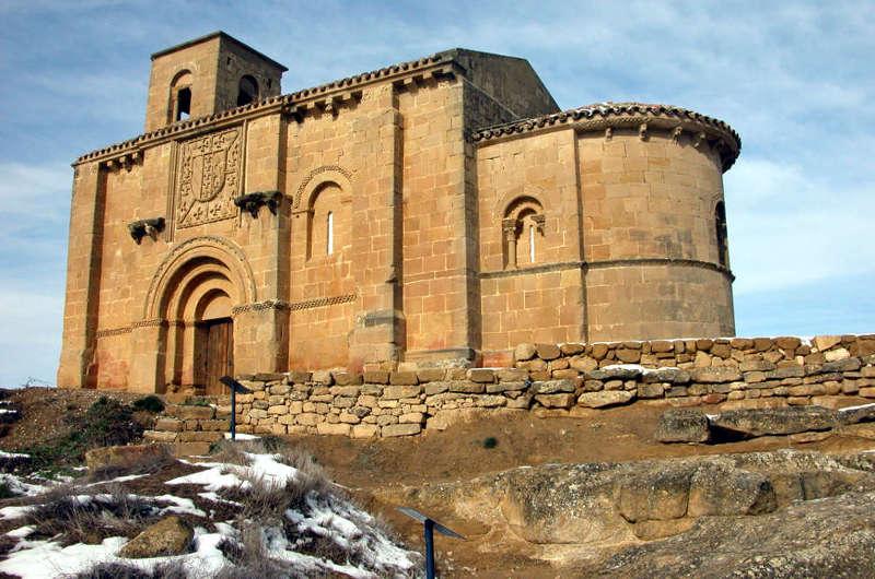 Ermita de Santa María de la Piscina (Peciña)