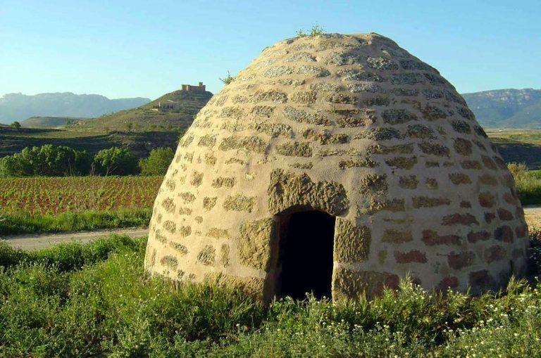 Chozos o «guardaviñas» de la Rioja Alta y la Rioja Alavesa