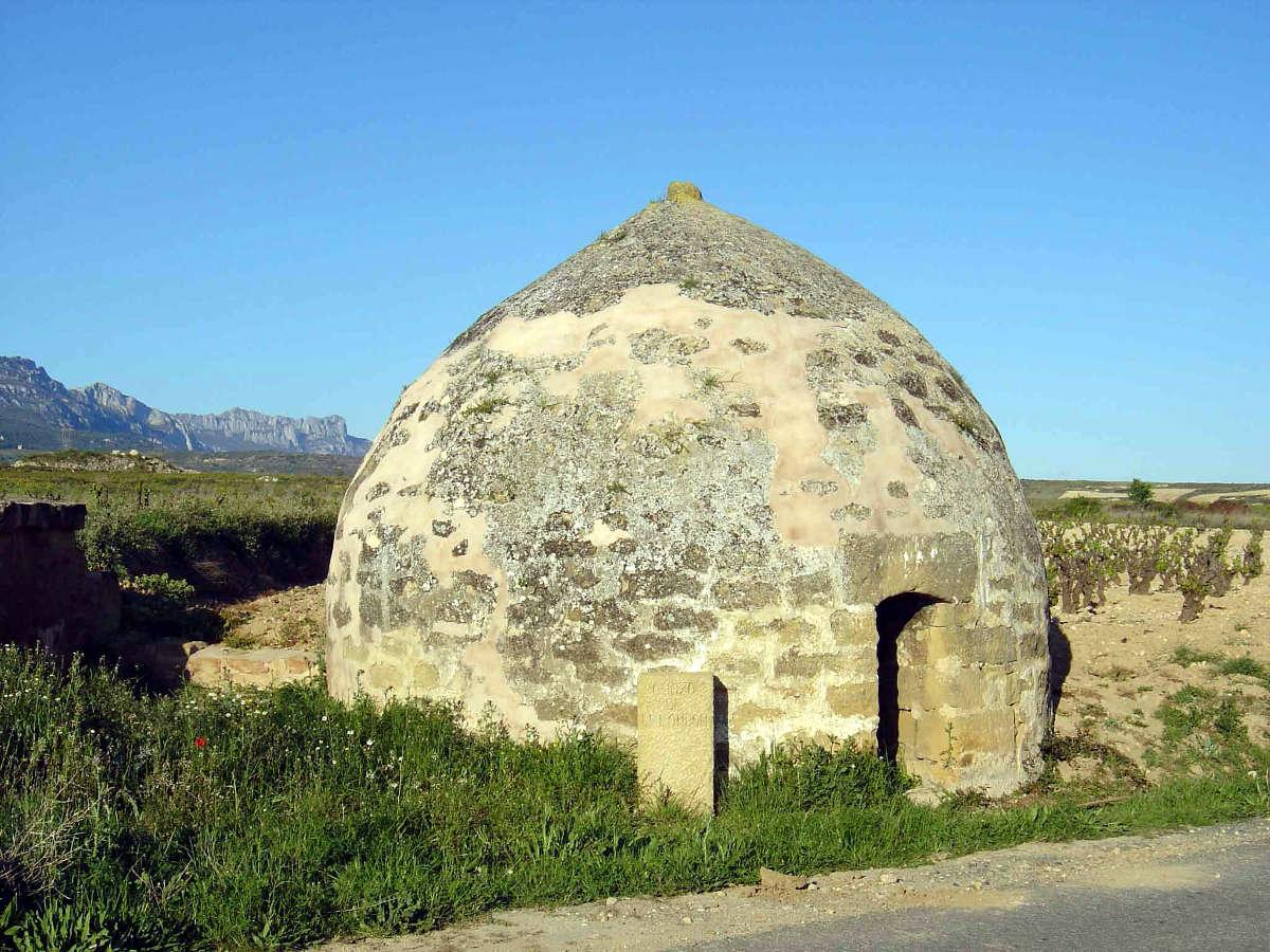 Guardaviñas del Bombón o la Bombonera (San Vicente)