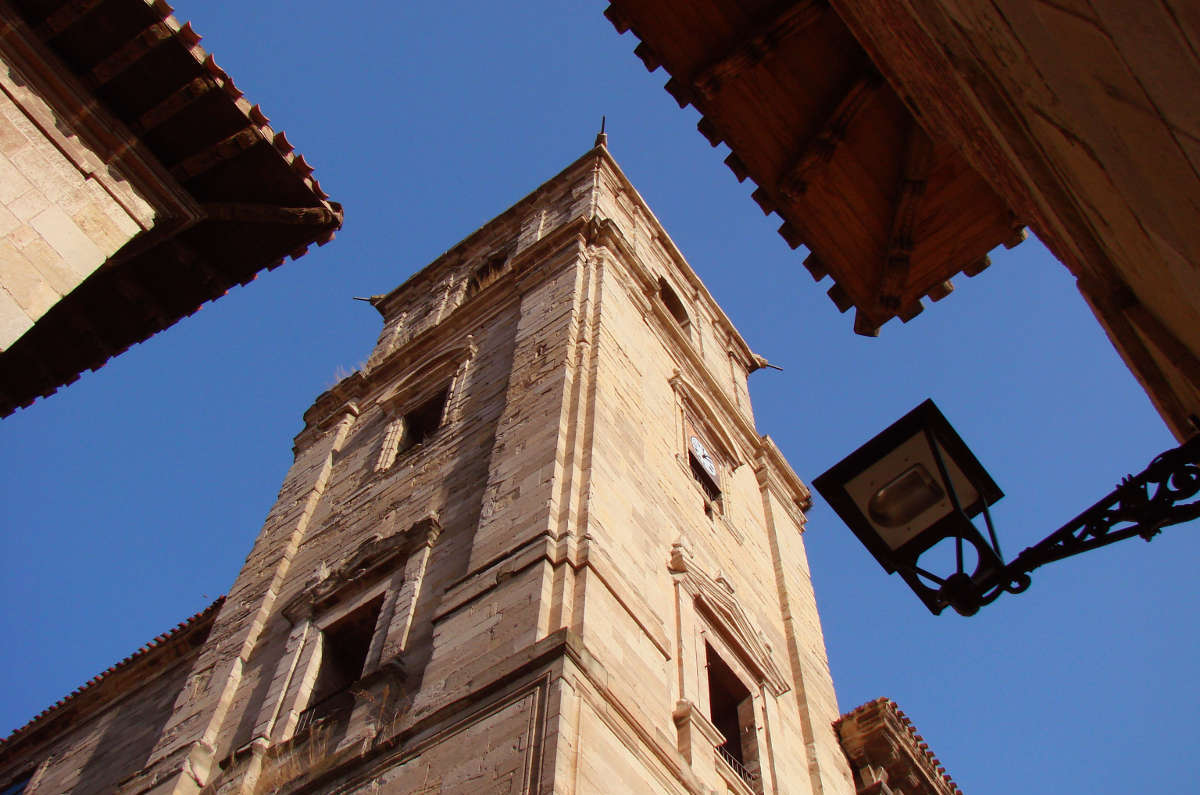 Iglesia de Santa María de la Asunción (Navarrete)