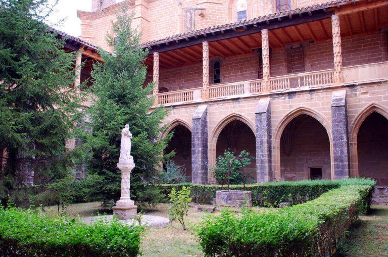 Monasterio de la Piedad (Casalarreina)