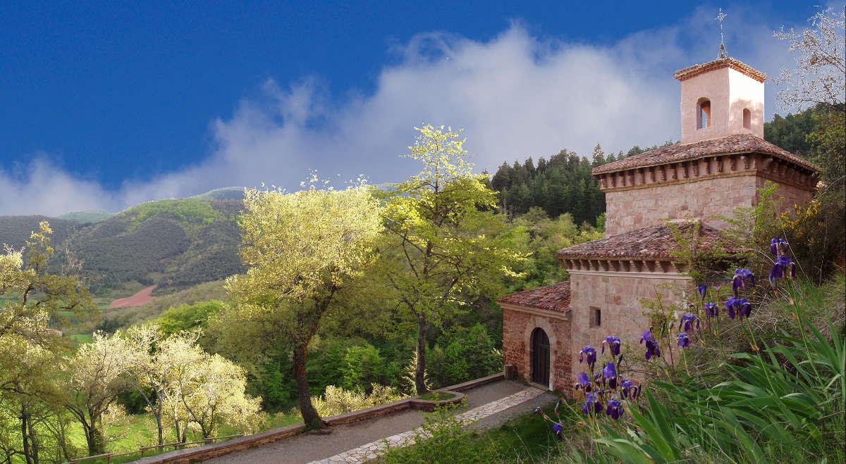 Monasterio de Suso, iglesia. © Rafael Nieto