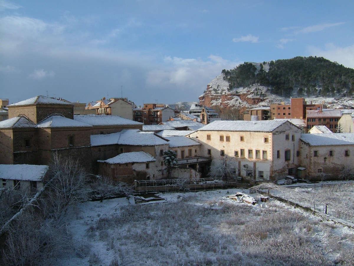 Nájera, convento de Santa Elena