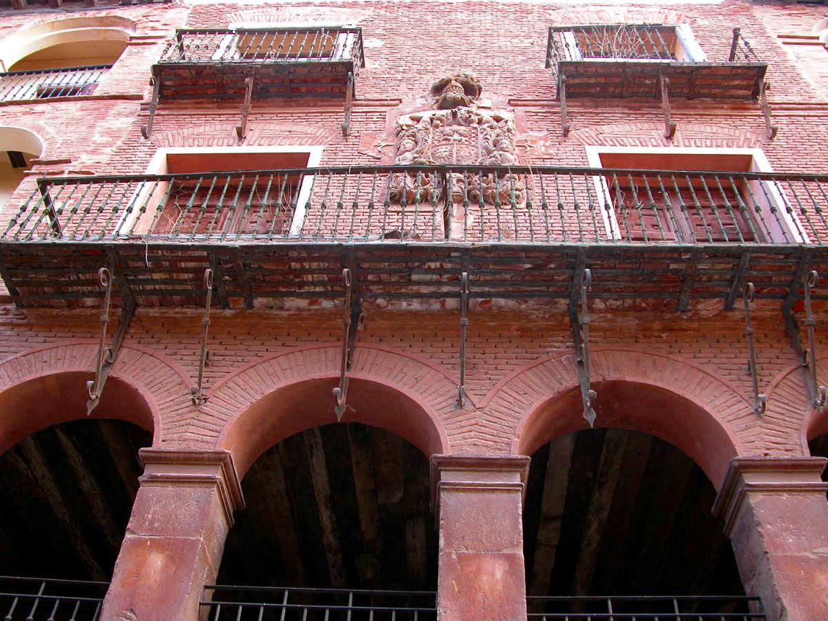 Navarrete, palacio. © Carlos Sieiro del Nido