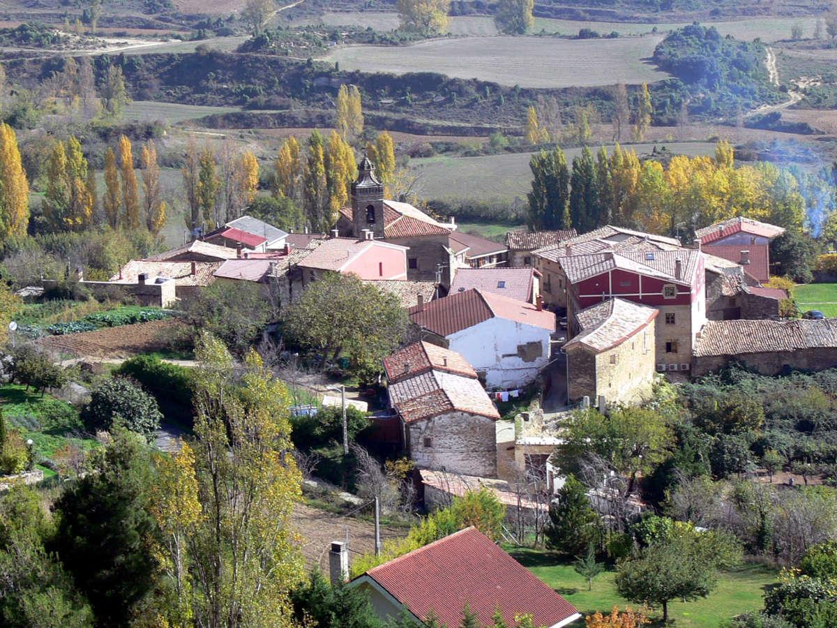 Rivas de Tereso, aldea de San Vicente. © Carlos Sieiro del Nido