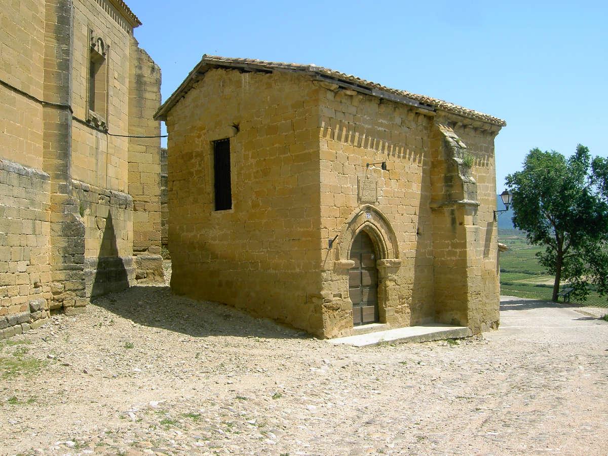 San Vicente, ermita de San Juan de la Cerca