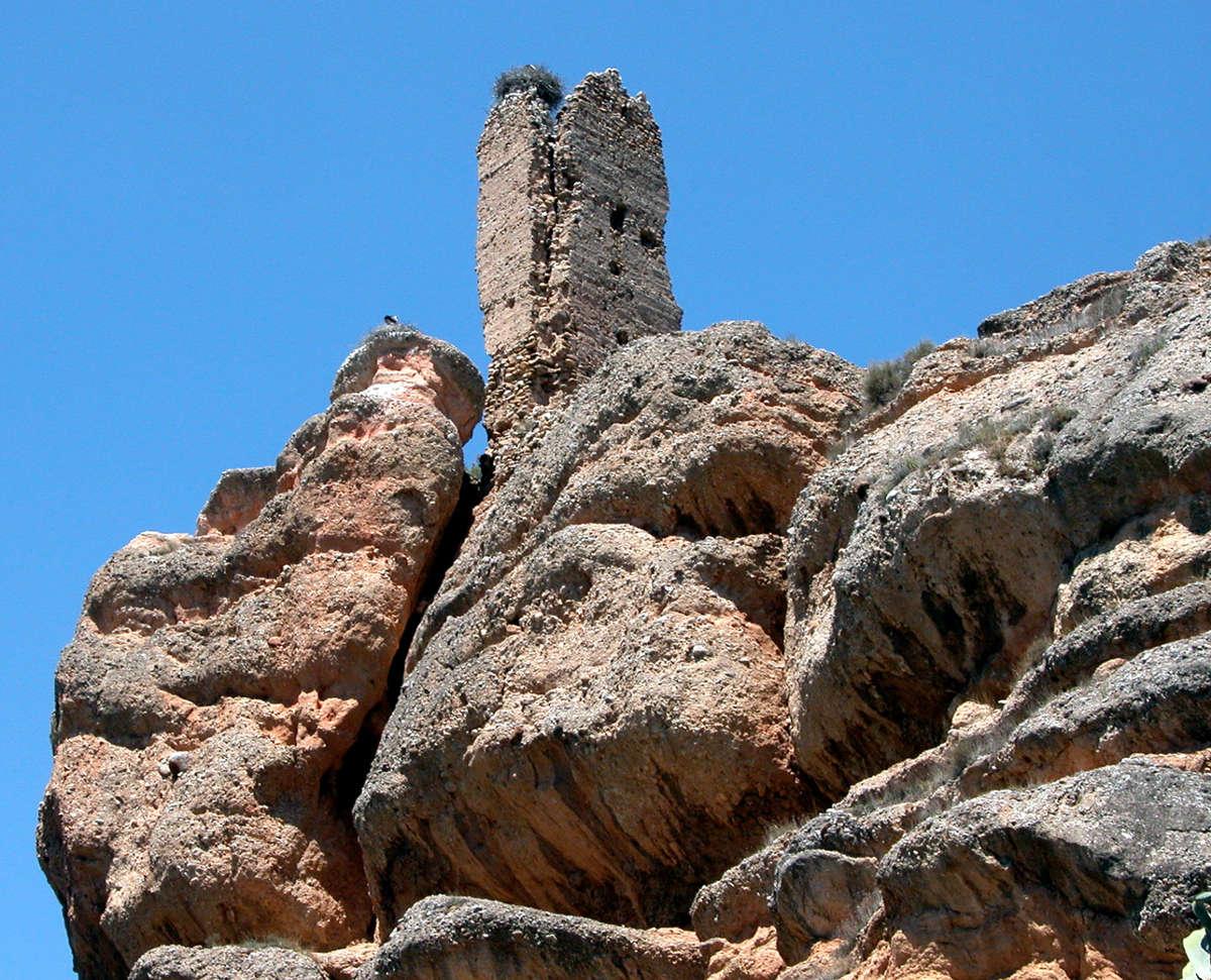 Autol, ruinas del castillo. © Carlos Sieiro del Nido