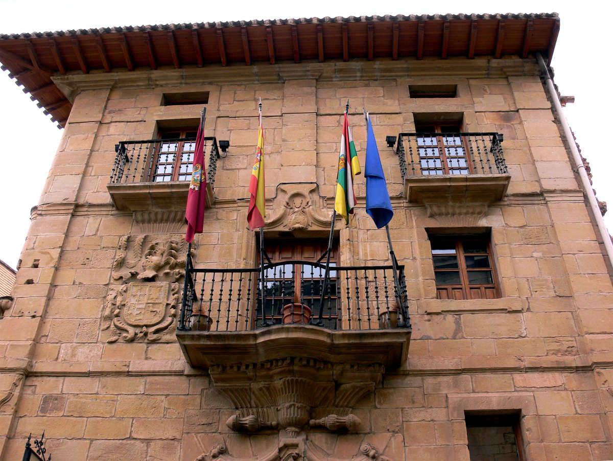 """Cenicero, """"casa de las monjas"""". © Carlos Sieiro del Nido"""