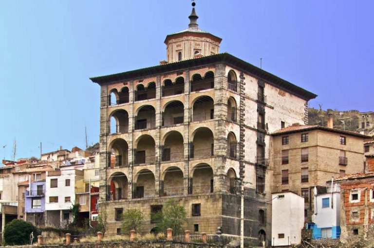 Palacio del Marqués de Casa Torre (Igea)