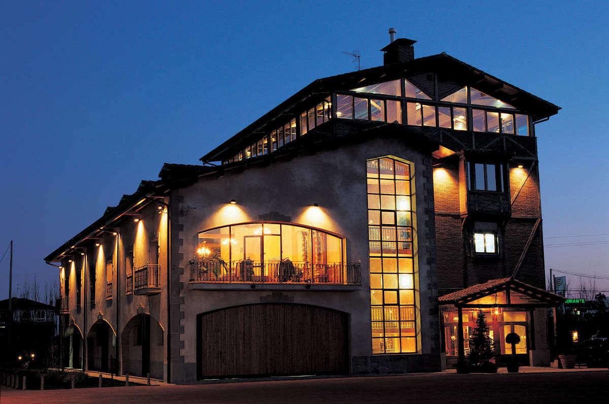 Villa Lucía, espacio gastronómico y museo del vino