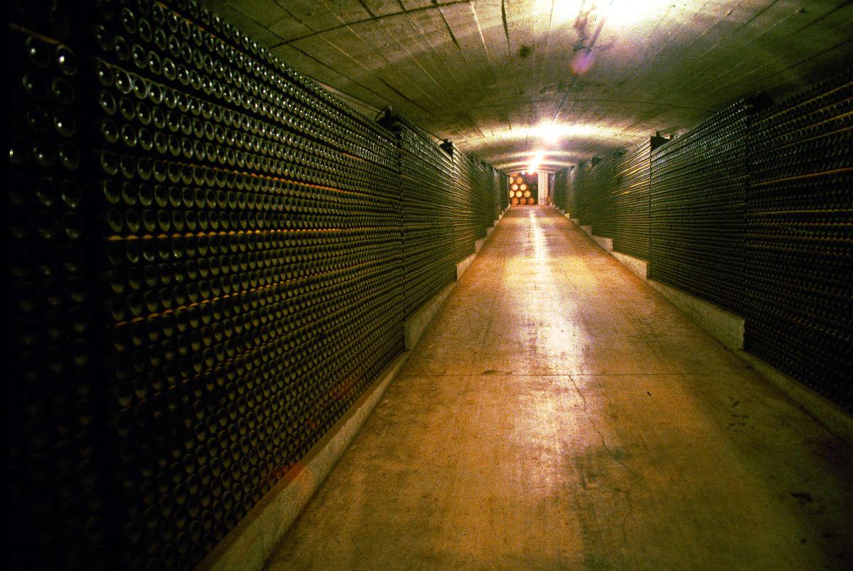 Bodegas La Rioja Alta, envejecimiento en botella