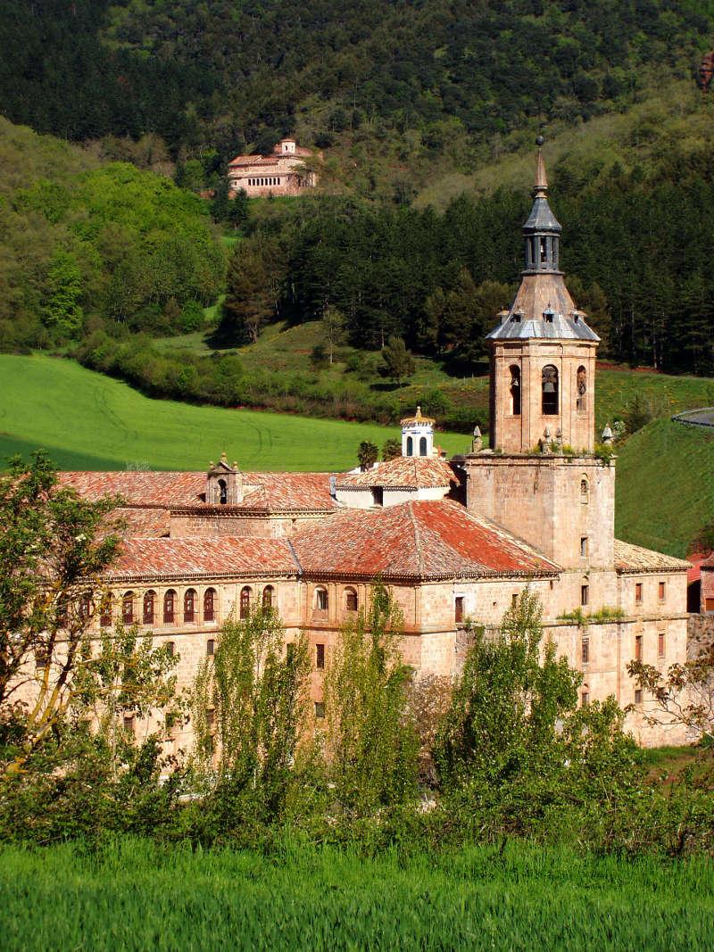 Monasterios de Yuso y Suso. © Rafael Nieto
